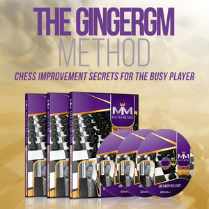 The Ginger GM Method 1 cover