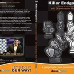 Killer Endgames disc