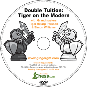Tiger on the Modern disc