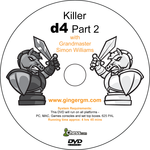 Killer d4 Part 2 Disc