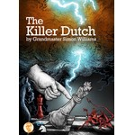 Killer Dutch eBook cover (orange)